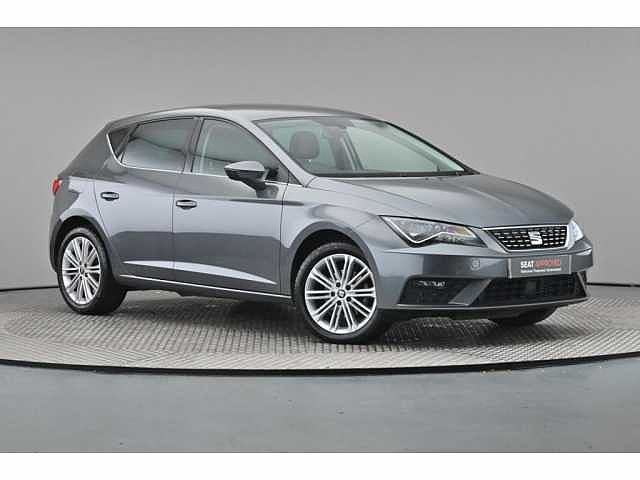 SEAT Leon 5dr XCELLENCE Technology 2.0 TDI 150 PS 6-speed manual