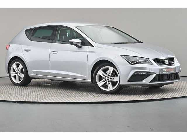 SEAT Leon 5dr FR Technology 1.4 TSI 125 PS 6-speed manual