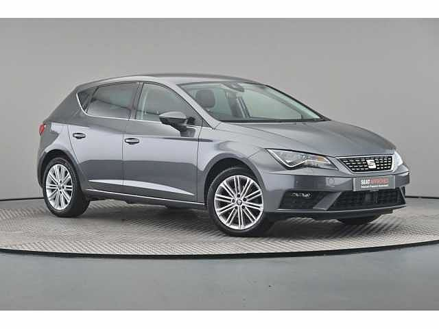 SEAT Leon 5dr XCELLENCE Technology 1.4 EcoTSI 150 PS 7-speed DSG-auto