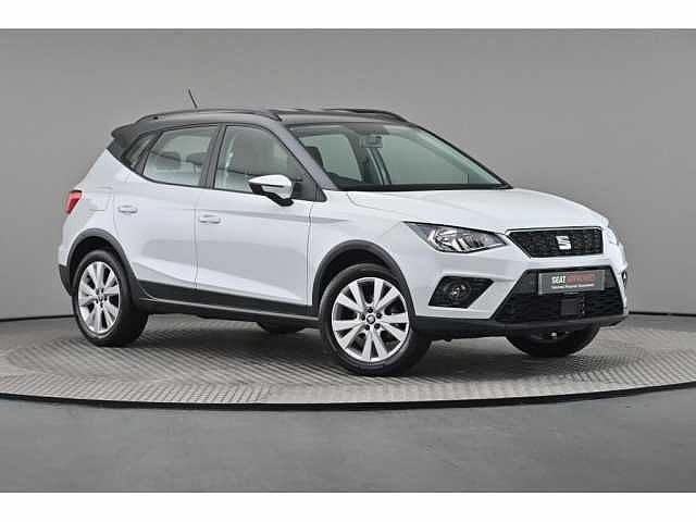 SEAT Arona SE Technology 1.0 TSI 115 PS 7-speed DSG-auto