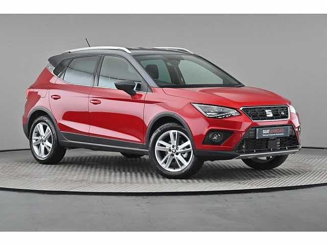 SEAT Arona FR 1.0 TSI Petrol 115 6-speed manual