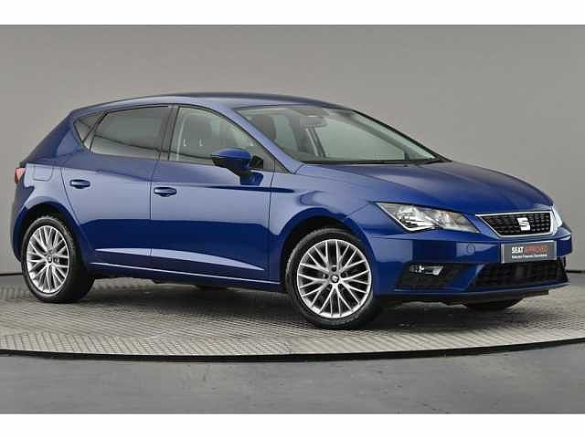 SEAT Leon SE Dynamic Technology 1.2 TSI 110 PS 6-speed manual 5dr