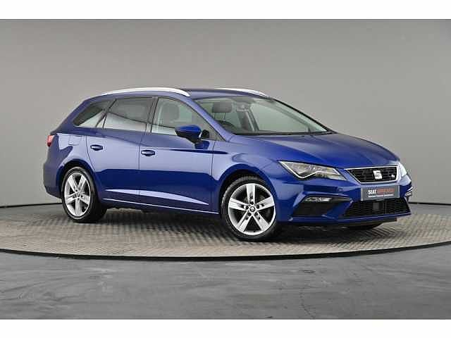 SEAT Leon ST FR Technology 2.0 TDI 150 PS 6-speed manual