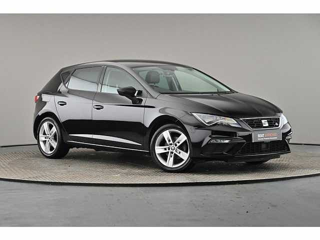 SEAT Leon 5dr FR Technology 1.4 EcoTSI 150 PS 6-speed manual